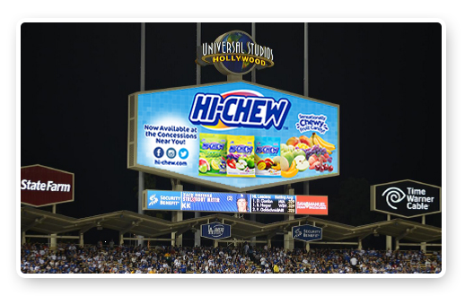Sales in the last five years have increased by nearly 300 percent! The secret to the success of the HI-CHEW brand in America.