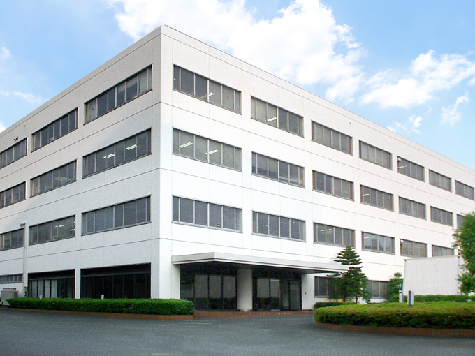 Exterior view of the R&D Center