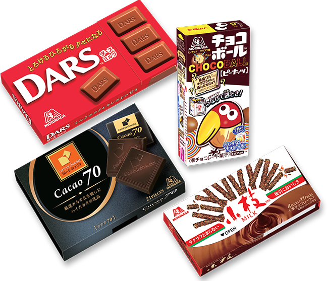 Chocolate flavor-making technology products