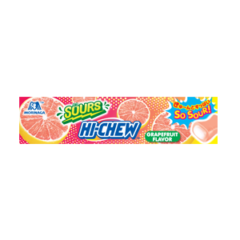 HI-CHEW SOURS GRAPEFRUIT 12PCS STICK product